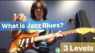 What makes【Jazz Blues】So Amazing⁉︎  ✩ 3 Levels