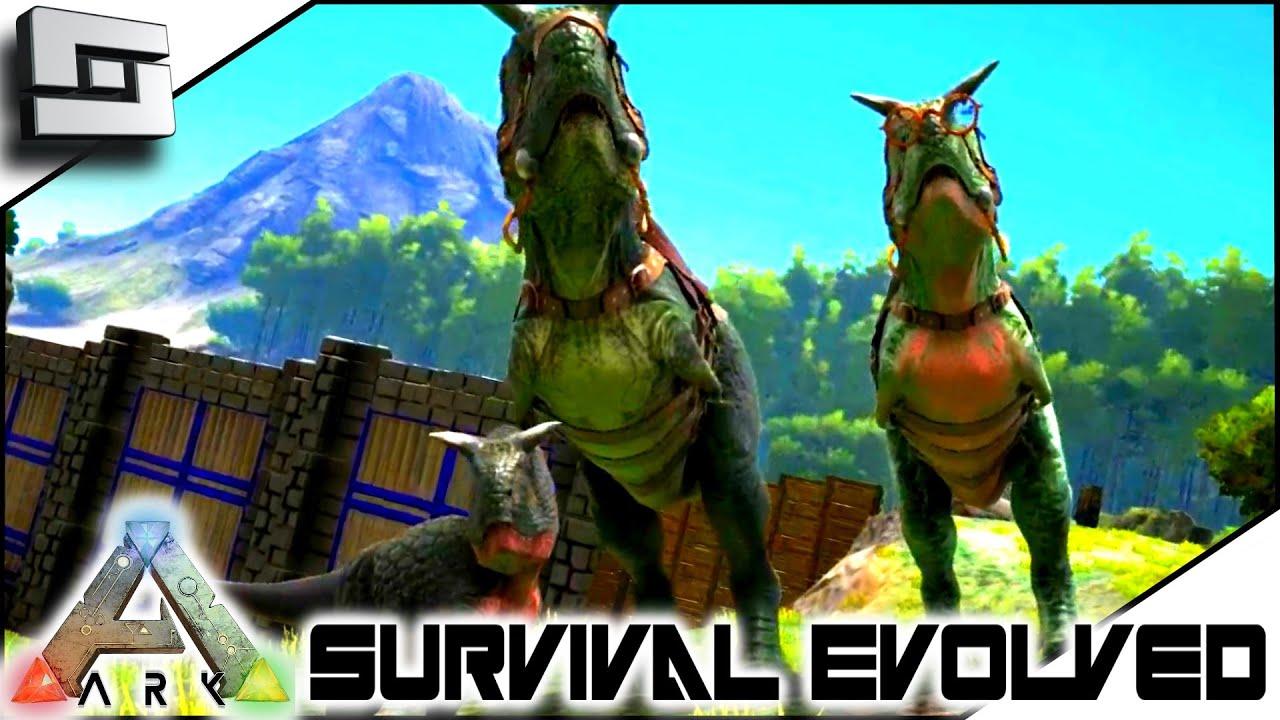 ARK: Survival Evolved   BRIAN IS BACK!!! S2E53 ( Gameplay )   YouTube