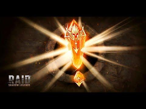 Raid Shadow Legends Открытие в Событие осколков