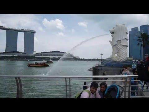 ZVLOG Singapore Day 1