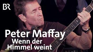 """Peter Maffay: """"Wenn der Himmel weint"""" live beim Bayern 1-Hautnahkonzert"""