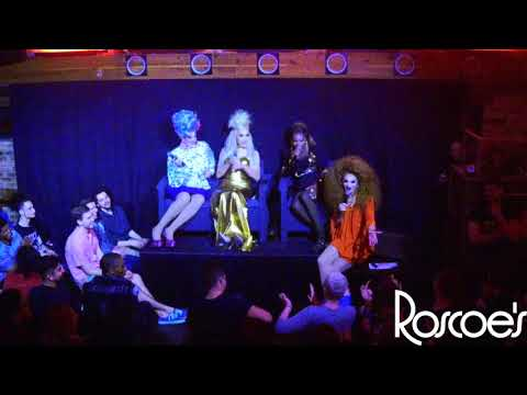 RPDR S10 Viewing Party with Alaska Thunderfuck, Karen From Finance & Asia O'Hara!