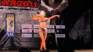 vuclip Bodybuilding and Fitness Kazan Opens 2011. N. Batrak.
