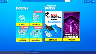 HOW TO GET NEW FORTNITE PS PLUS CELEBRATION PACK! NEW FORTNITE PS PLUS PACK! FORTNITE PS PLUS BUNDLE