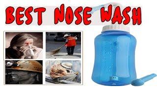 Top Neti pot Nasal Nose Wash   best nose wash review   Kemei neti pot