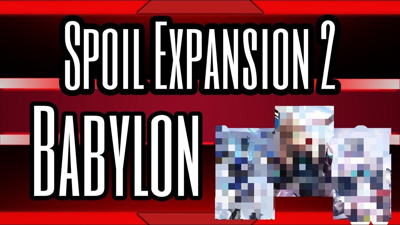 Download Eveden Spoil ep.8 | Expansion ll Babylon แอนดอยด์เต็มไปหมดเลยยยย