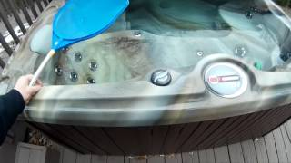 Cost Of Operating A Hot Tub In Michigan Winter
