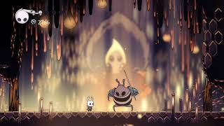 Hollow Knight - Hive Knight (No Upgrades)