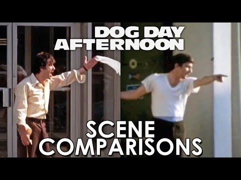 Dog Day Afternoon (1975) - Scene Comparisons