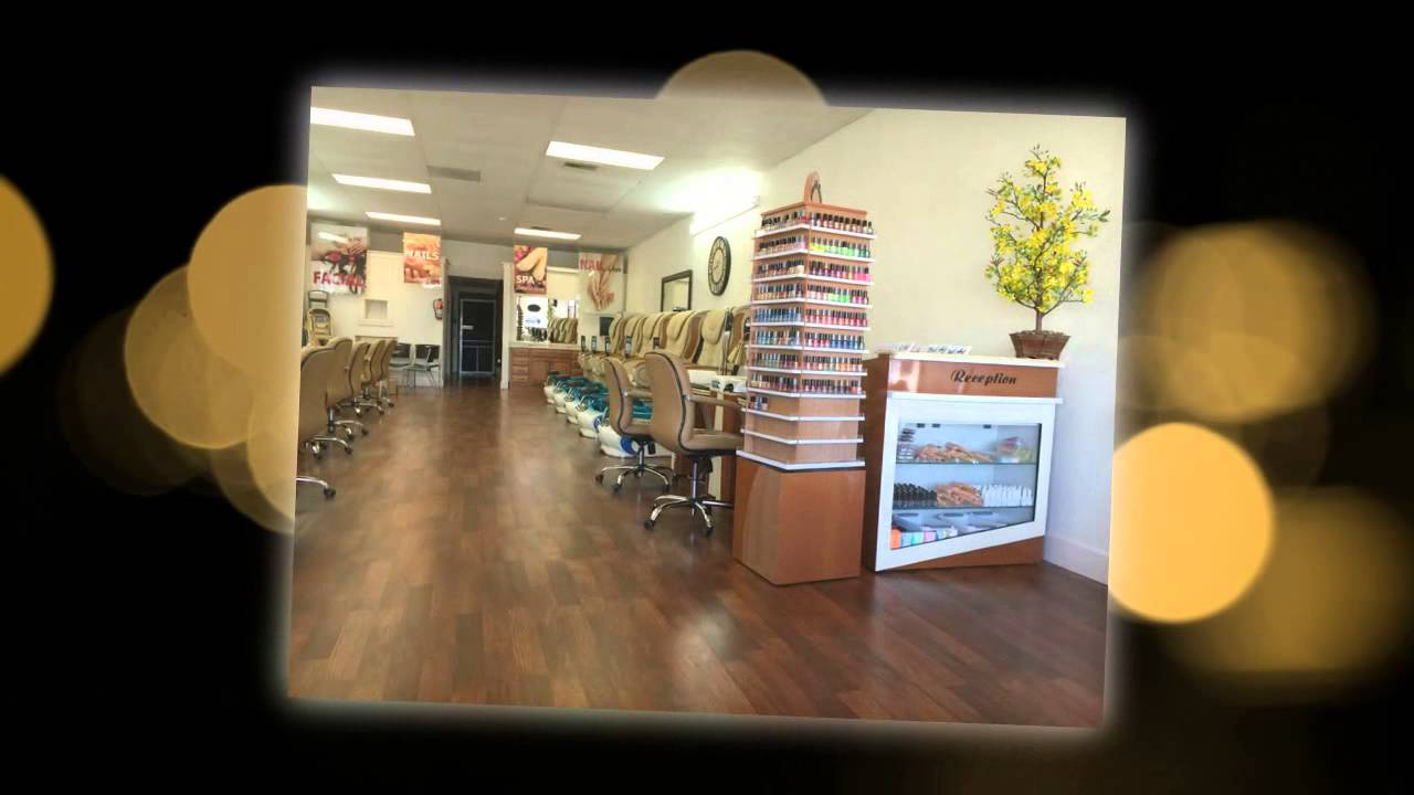 Luxury Nails and Day Spa in Fayetteville, NC 28311 (931) - YouTube