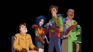 Extreme Ghostbusters (Intro) [90s Cartoon]