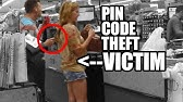 How NFC phones can steal your credit card info  - YouTube