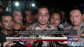 Transportation Minister Vows To Evaluate SOP In STIP Marunda