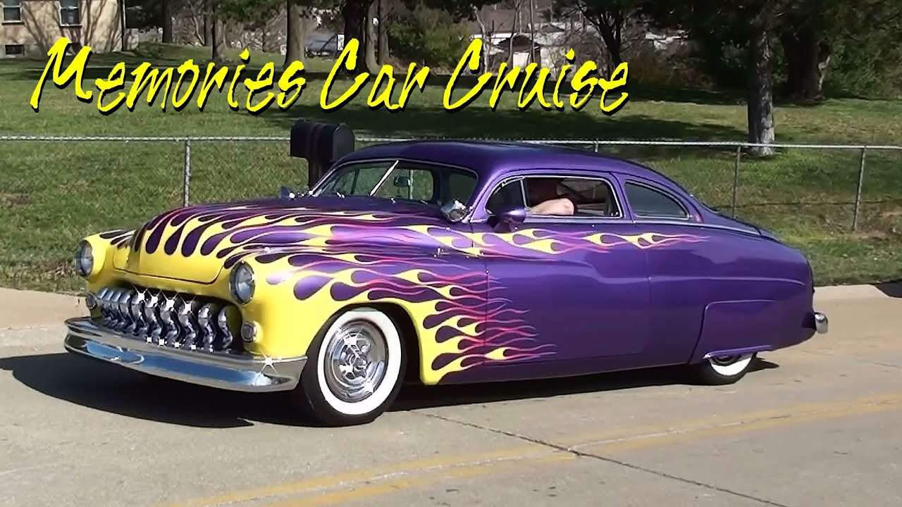 Hot Rods and Classic Cars - Memories Car Club Cruise Sunset Hills ...
