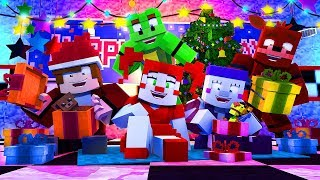 Minecraft FNAF 6 Pizzeria Simulator - MERRY CHRISTMAS! (Minecraft Roleplay)