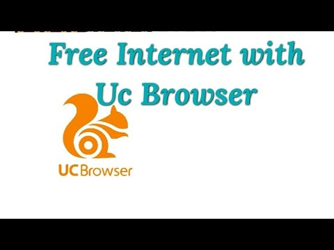 How To Use Free Internet With Uc Browser