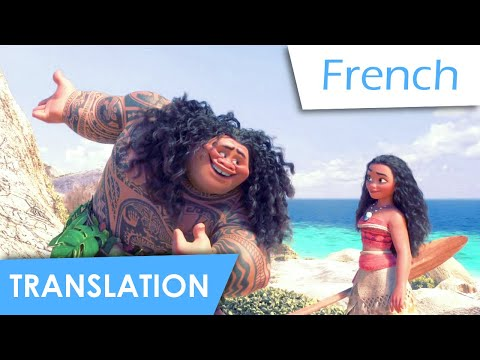 You're welcome (French) Subs + Trans