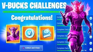 How to Get the Fallen Love Ranger Skin for Free Rewards Fortnite Free V BUCKS Challenges Pack