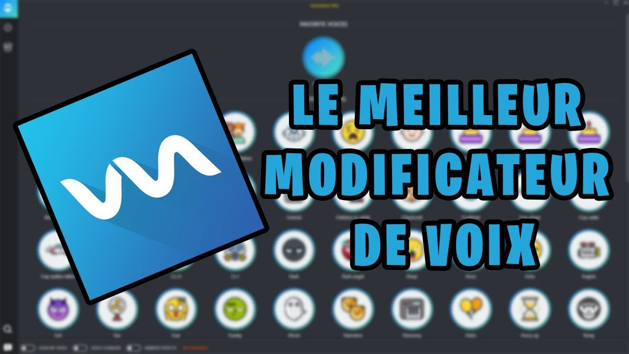 Le Meilleur Modificateur De Voix Voix Custom Et Soundboard Youtube