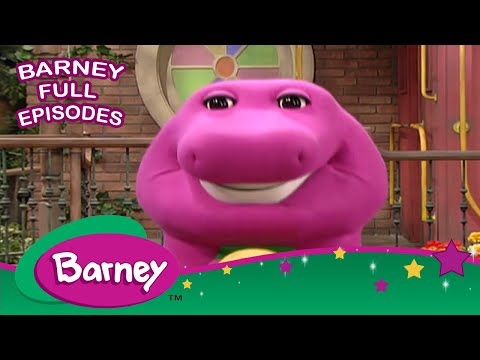 Barney and Friends | Full Episodes | Imagination