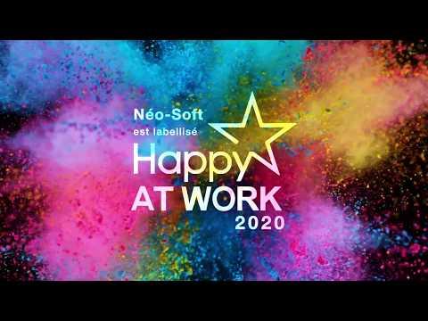 Happy At Work : le triplé pour Néo-Soft