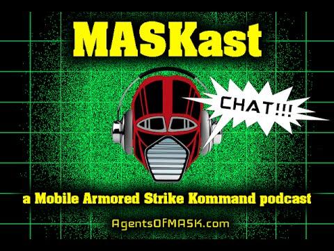 MASKast Chat: Retro Con 2015