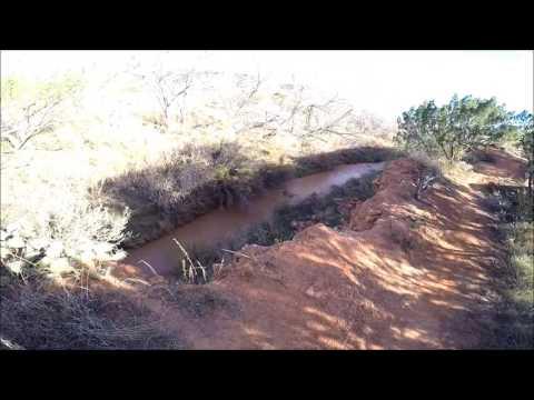 Palo Duro Canyon   Comanche Trail