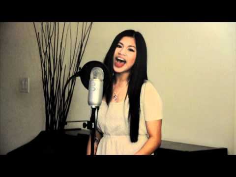 Miley Cyrus - When I Look at You cover by Ellona Santiago