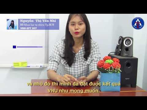[CẢM NHẬN HỌC VIÊN - VNU-EPT 207] - Bạn Nguyễn Thị Yến Nhi - ĐH Khoa Học Tự Nhiên