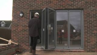 Self Build A Potton Barn Update 8 - Painting & Decorating, Garage Door And Lifetime Homes