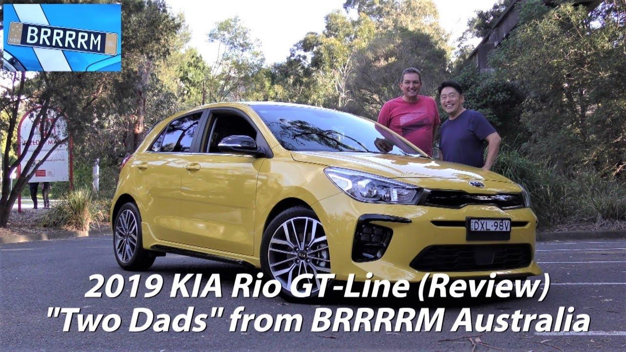 2019 KIA Rio GT-Line (
