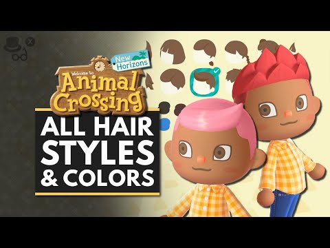 Animal Crossing Hairstyles List Top 8 Pop Cool And Stylish Hair