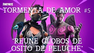 BRING UP PELUCHE EYE BALLOONS/TORMENT OF LOVE/FORTNITE SAVE THE WORLD