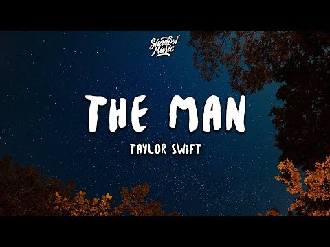 taylor-swift---the-man-(lyrics)
