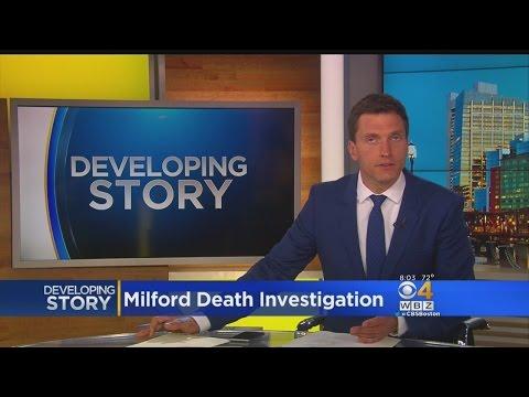 Milford Police Investigate Man's Death