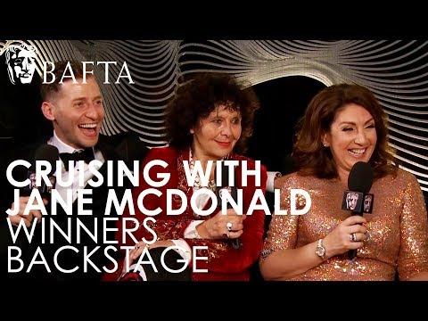 Cruising with Jane McDonald on Winning Features | BAFTA TV Awards 2018