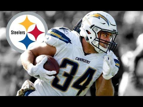 Derek Watt Highlights ᴴᴰ    Welcome To Pittsburgh!