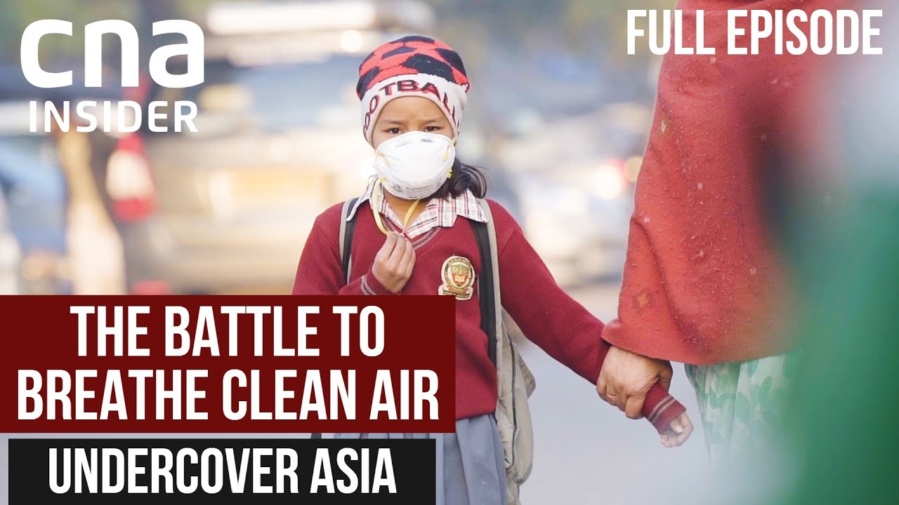 Clearing Up Delhi's Skies | Undercover Asia | Full Episode