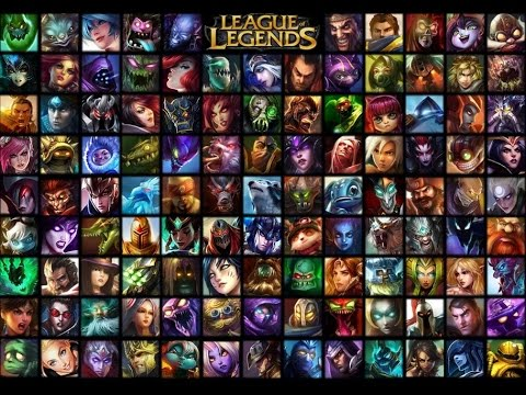 League Of Legends Anzahl Champions