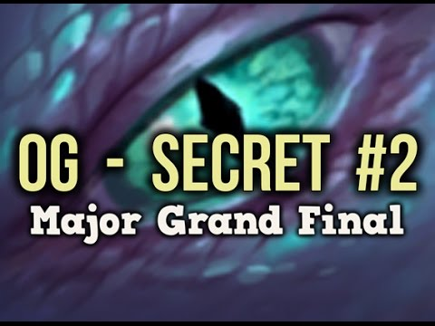 [EPIC] Team Secret vs OG Dota 2 Frankfurt Major Grand Final Game 2