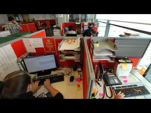 Tripsta Corporate Video - Bucharest Offices