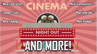 Roblox Cinema Alle Endings