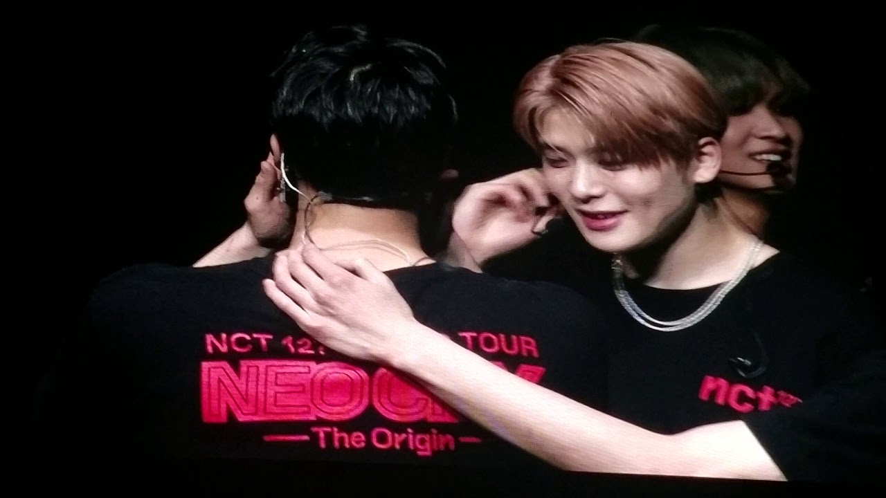 [NEOCITY] 190507 NCT 127 in Chicago: Johnny's Closing Ment