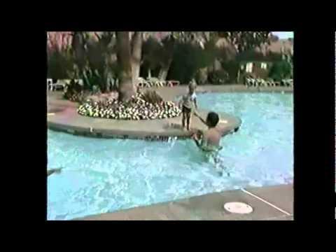 Swimming Mesquite Nevada 1991
