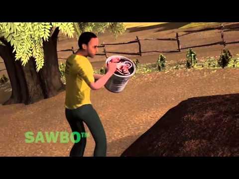 园艺存活法:如何制作堆肥 3D