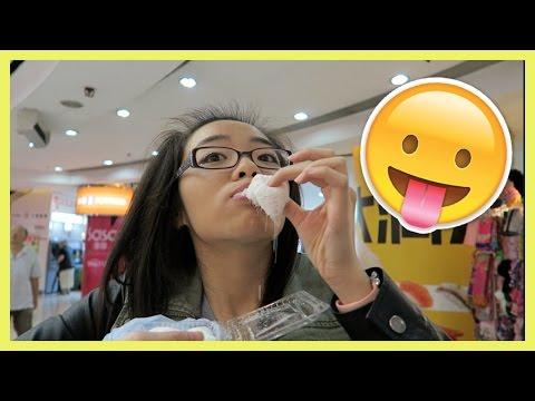 EATING WHAT?! (Hong Kong Daily Vlog)
