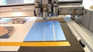 3A Composites Display Europe | SMART-X® | V-Cutting and Bending