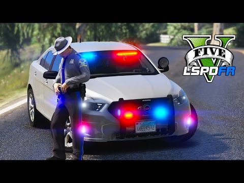 GTA 5 - LSPDFR Ep255 - CT Troopers Chase a Pegassi!!