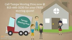 Movers Tampa | Tampa Moving Pros 813-440-3230