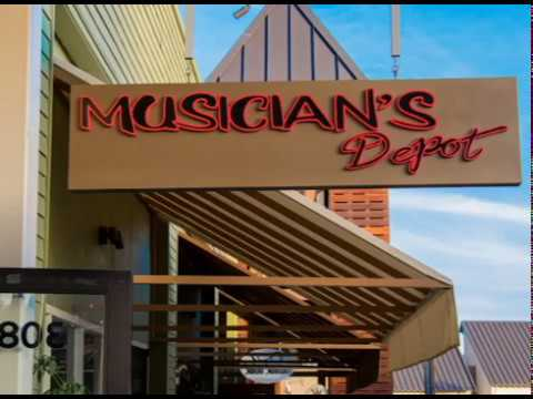 Get Started At Musician's Depot Today!